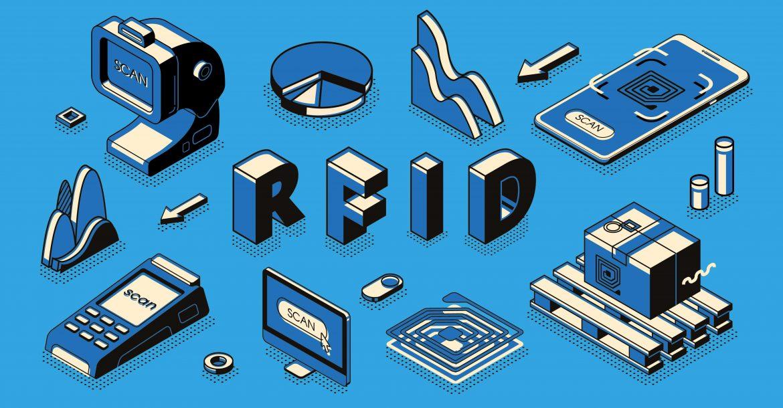 نمونه های موفق RFID