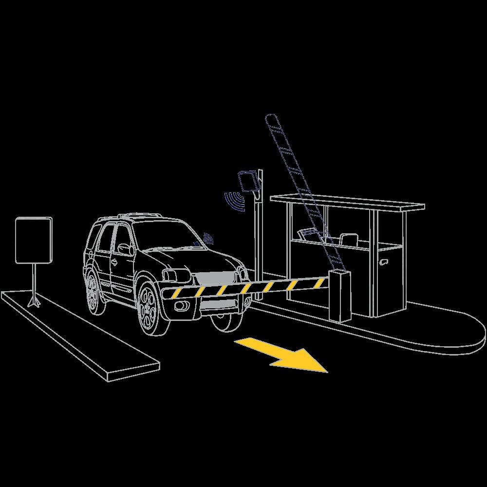 پارکینگ هوشمند rfid