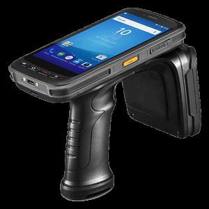 ریدر RFID در کنار نرم افزار انبارداری